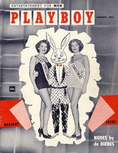 Playboy -  January 1954