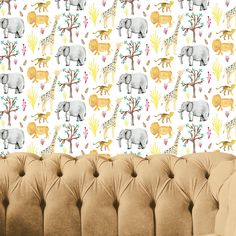 This darling print called 'Savannah Grasslands' was my entry in the recent 'Gender Neutral' Weekly design challenge. Find it to purchase in my Spoonflower shop! Gender Neutral, Surface Design, Custom Fabric, Savannah Chat, Spoonflower, Craft Projects, Challenge, Gift Wrapping, King