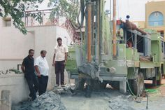 Borewells in Bangalore, Borewell Technicians in Bangalore