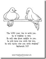 numerous Bible memorization printables etc from Totally Tots