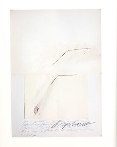 Cy Twombly, Orpheus
