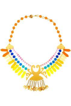 Goddess Sunrise Necklace (£295.00)