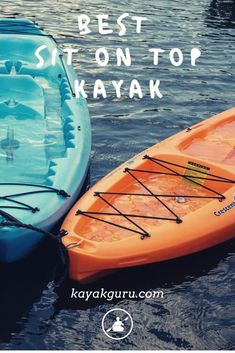 The best SOT kayaks in review. Including: 1: Ocean Kayak Frenzy Sit-On-Top Recreational Kayak 2: Perception R15 Pescadors 10.0 Kayak 3: Emotion Spitfire Sit-On-Top Kayak 9' (Budget Choice) 4: Old… Hiking Tips, Camping And Hiking, Windsurfing, Wakeboarding, Saltwater Fishing, Kayak Fishing, Kayaking Tips, Kayaking With Kids, Kayak For Beginners