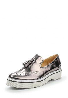 Лоферы Vitacci, цвет: бронзовый. Артикул: VI060AWHZL77. Женская обувь / Туфли / Лоферы