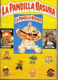 la pandilla basura en español (pág.1)