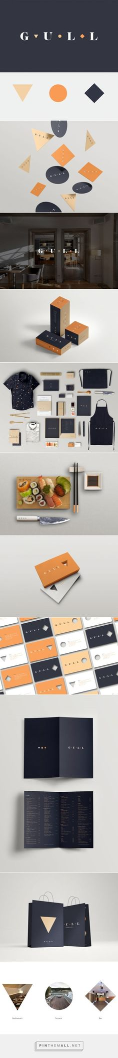 Gull Restaurant Branding by Volta | Fivestar Branding – Design and Branding Agency & Inspiration Gallery