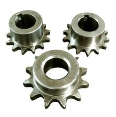 "9.525 mm pitch x 12 teeth x PCD 36.8 mm SKF Simplex Chain Sprocket for best price through online orders Pilot bore, type ""B"", For more details:info@steelsparrow.com Plz Visit: http://www.steelsparrow.com/chains-sprockets/sprockets/simplex.html"