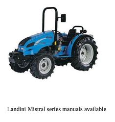21 best landini tractor manuals to download images on pinterest rh pinterest com Kioti Tractors Landini Parts in Us