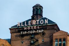 Warwick Allerton Hotel (courtesy of Eric Allix Rogers) Open House Chicago 10/18-19