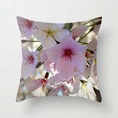 Flower Pillow - Cherry Blossom