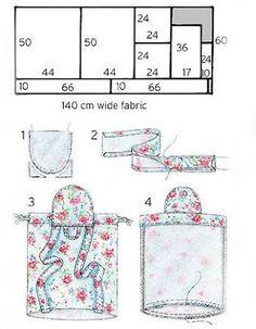 Resultado de imagen para backpack tutorial sewing