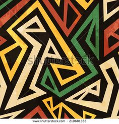 Traditional african tribal Free vector for free download about (3 ...