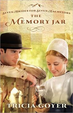 The Memory Jar. Book #1 in the Seven Brides for Seven Bachelors Series  Got this for Christmas - beautiful story!