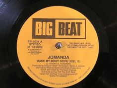 Jomanda - Make My Body Rock - YouTube
