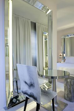 Palazzina Grassi Hotel, Venice Italy designed by Philippe Starck :: 2009