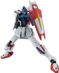 BANDAI Robot Spirits Gundam SEED GAT01 Strike Dagger Japan Import -- Click image to review more details.