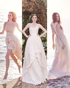 Our picks from the Leila Hafzi 2013 Wedding Dress Collection. See the rest featured here at Wedding Inspirasi