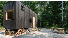 The Millenial Lab at Harvard builds a Tiny House