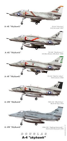 Douglas A-4 Skyhawk - Wikipedia, the free encyclopedia