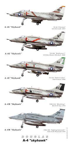 Douglas A-4 Skyhawk - Wikipedia, the free encyclopedia