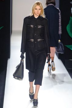 Mulberry Fall 2013 RTW Collection - Fashion on TheCut