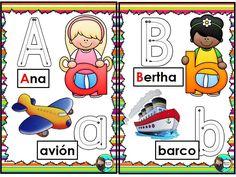 La maestra Mariana Tijerina  nos regala este abecedario.                                        Publicidad