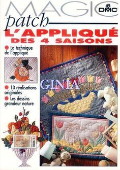 1998 Magic Patch Applique - lots of patterns - Picasa Webalbums