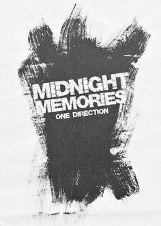 Midnight Memories November 25th :) One Direction
