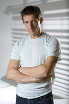 Peter Wingfield. He played Methos in the Highlander series. I had such a huge crush on him.
