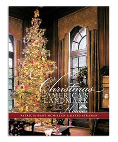 Schiffer Publishing Christmas at America's Landmark Houses Hardcover   Best Price and Reviews   Zulily Elegant Christmas, Christmas Home, Christmas Lights, Christmas Ideas, Country Christmas, Vintage Christmas Ornaments, Christmas Decorations, Holiday Decorating, Decorating Ideas