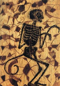 La muerte de un mono. Francisco Toledo.