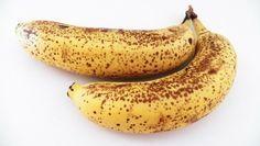 8 možností, jak zpracovat zralé banány
