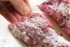 How to Cook Beef Loin Tri Tip Steak | eHow