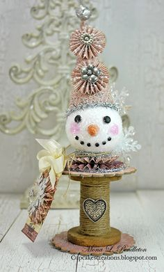 Do you want to build a snowman?... Winter wishes ~ Cupcake's Creations