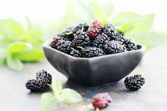 Maulbeeren - Superfood-Gesund