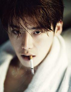 Lee Jong Suk ♡ #KDrama - W Korea's December 2013 Issue
