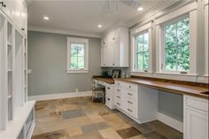 Like the desk and mudroom combination