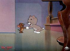 Tom And Jerry Gif, Tom And Jerry Memes, Tom And Jerry Cartoon, Cartoon Wallpaper Iphone, Cute Disney Wallpaper, Cute Cartoon Wallpapers, Cute Bunny Cartoon, Happy Cartoon, Cute Cartoon Characters
