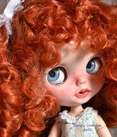 #girl #blythe #icydolls #dolls #custom #handmade #ooak #doll #carlaxydolls