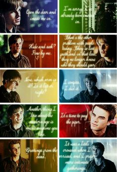 Kol Mikaelson quotes ♥