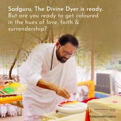 On the Joyous Occasion of The Divine Dyer is ready. But are you ready to get coloured in the hues of love, faith & surrendership? Happy Holi, Spiritual Quotes, Faith Quotes, Booklet, Quote Of The Day, Life Hacks, Prayers, Spirituality, How To Get