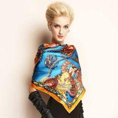 Quem ai Ama! <3   Quer completar seu look. Veja essa seleção de lenços  http://ift.tt/2aJ872P