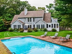 3 Scoy Lane, East Hampton, NY - $1,395,000, 3 Beds, 3 Baths. Enjoy the privacy of the Northwest Woods in this well priced home nestled in the pines off a cul de sac and a long tree lined driveway. This three bedroom plus loft, two full and two half bath home sits on nearly two acres, with a large first floor master, lovely spacious kitchen, nineteen foot high great room with fireplace, formal dining room,...