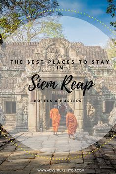 Planning a trip to Siem Reap Cambodia but unsure where to stay? Here is a list of the best hotels & hostels in siem reap that will suite every type of price range.