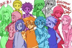 Digimon Adventure & 02