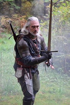 Геральт из Ривии,Witcher Персонажи,The Witcher,Ведьмак, Witcher, ,фэндомы,Witcher Cosplay