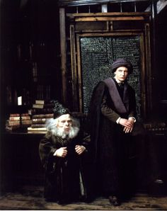 Flitwick & Quirrell