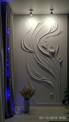 1 million+ Stunning Free Images to Use Anywhere Plaster Art, Plaster Walls, 3d Wall Art, Mural Art, Wall Art Designs, Wall Design, Muebles Estilo Art Nouveau, Wood Carving Designs, Ceiling Design