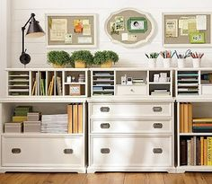 Tips for organizing the home office