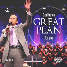 """""""If the best is yet to come, God has something great in store for you. Let God show you what a great plan He has for your life!"""" —Pastor Matt Hagee #Plan #QOTD #Life #Truth #Faith #God"""